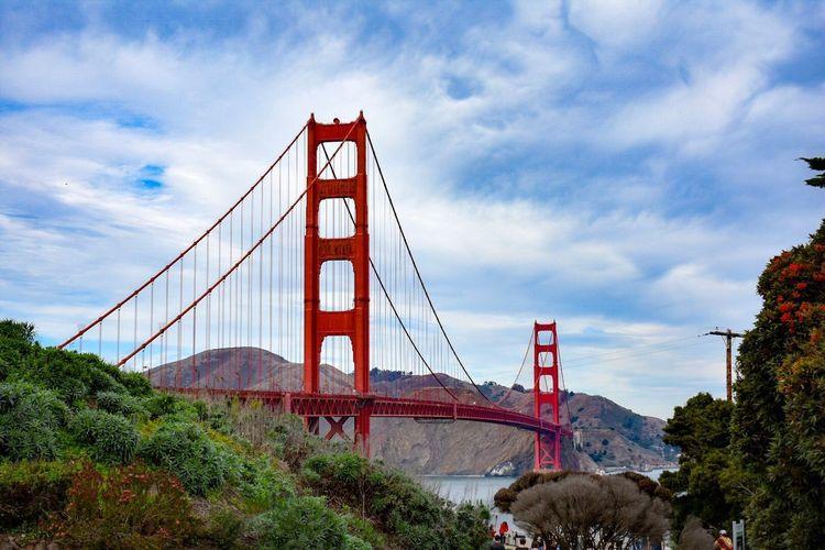Sanfrancisco SanFranciscoBay Travel Explorer GoldenGateBridge USA Bridge