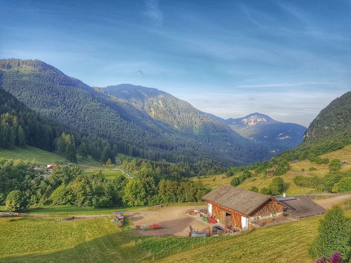Motorradwoche Juni 2018 South Tyrol Sky And Clouds Landscape_Collection Landscape_photography Greenery EyeEm Nature Lover Samsung Note 8 Smartphonephotography HDR HDR Collection Südtirol Truden Landscape Tree Mountain Rural Scene Sky Architecture Landscape Mountain Range The Great Outdoors - 2018 EyeEm Awards The Traveler - 2018 EyeEm Awards