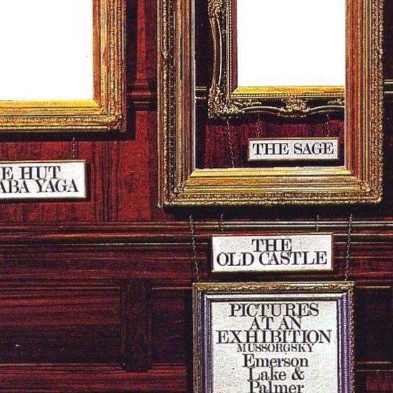 Greg Lake 💐🙏 Albumartwork Albumcover 🎶 Emerson, Lake & Palmer - The Sage