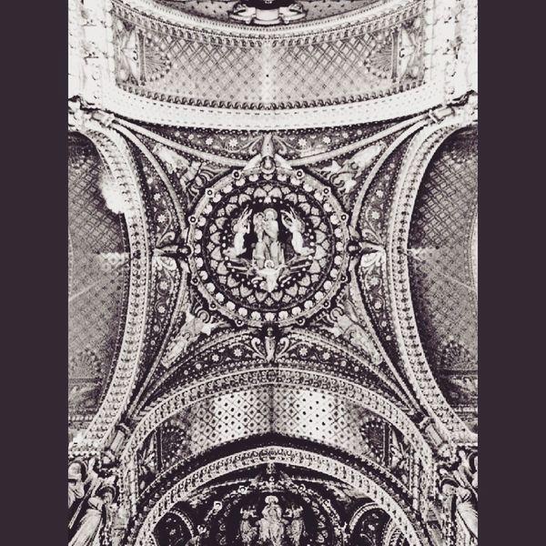 Architecture Church Urban Geometry