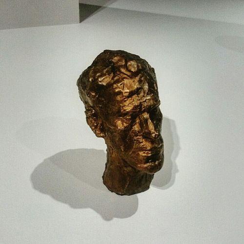 Vernissage de l'expo Giacometti Art Expo Vernissage Giacometti Fantastic Exhibition Discovering Great Works Landerneau