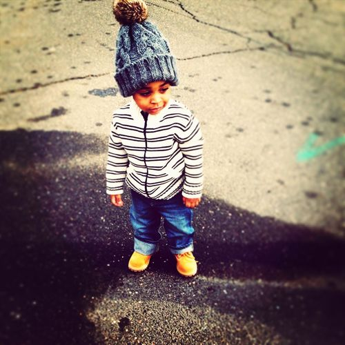 See My Shorty Got His Own Swagg ❤