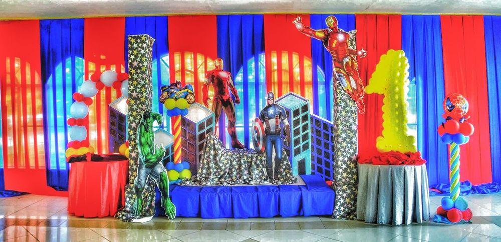 Avengers! EyeEm Phillipines EyeEm Team Eye Em! Marvel Heroes EventPhotography Birthdayparty Birthdayboy