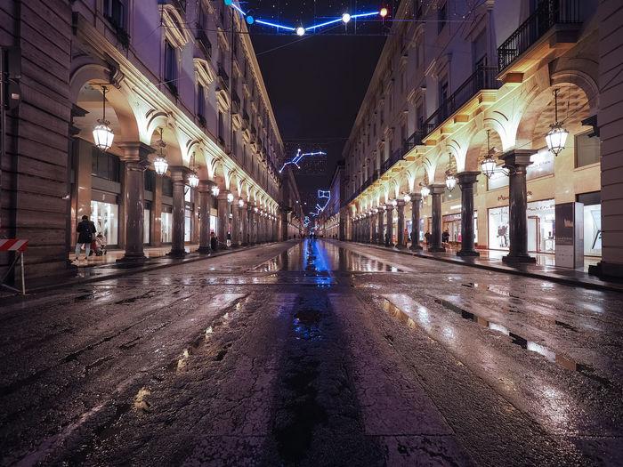Via Roma in