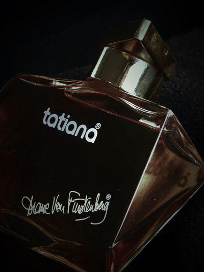 1975 Black Background Classic Elegance Daughter Diane Von F Iconic Perfume Perfume Collection Studio Shot Tatiana,