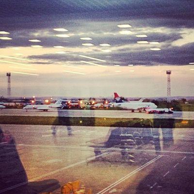 Beograd Belgrade Morning Airport serbia srbija airserbia ig_srbija ig_belgrade sunrise