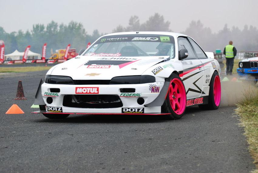 Amerigo Monteverde BrillSteel Car Drift Drift Car Drifting Federal Tires King Of Europe Nikon D40x Tököl Airport Tököldrift V8 Nissan Silvia S14