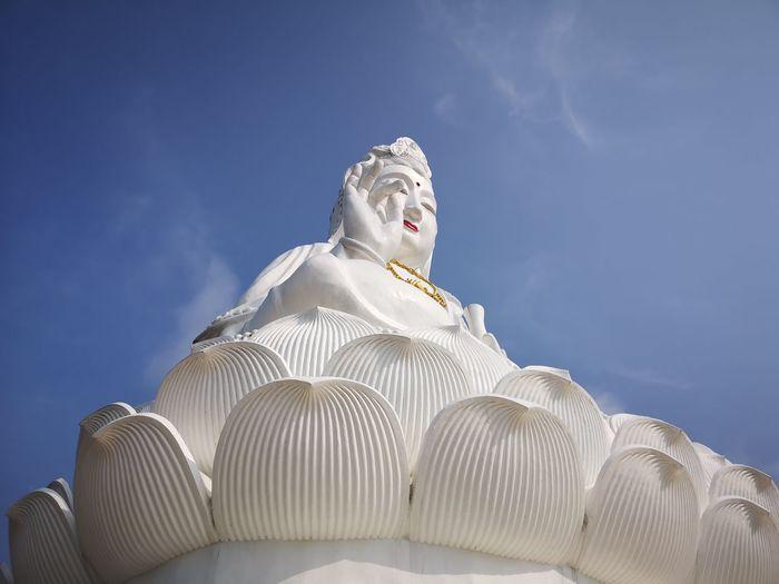 City Statue Sculpture Beauty Religion Sky Architecture Building Exterior Travel Built Structure