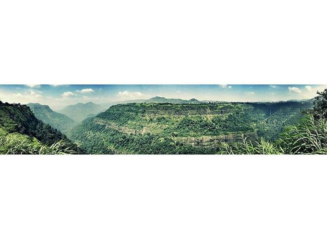 Panoramic view! ⛅ Morningscenes Lonavala Nature Naturelovers Hillside Hillview TopLevel Memories Friends Clouds Skyporn Nuage Beautiful Bestshot Perfection Natureporn Note3