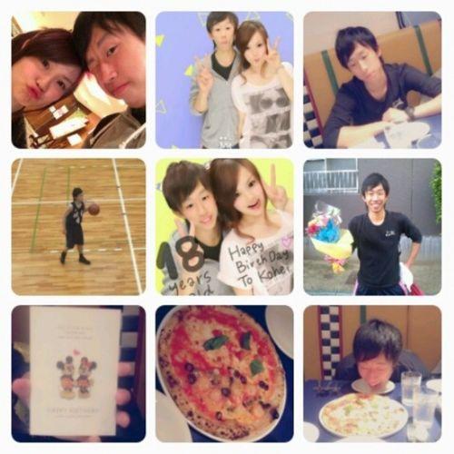 Kohei's birthday Boyfriend Birthday 0427