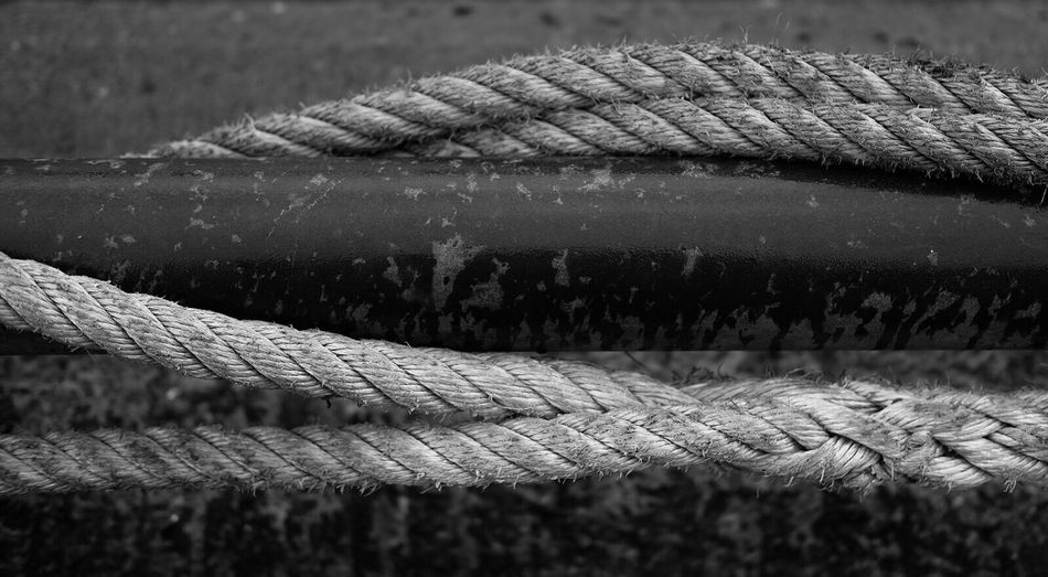 Rope Fishing Harbour Pittenweem Fife  East Neuk Scotland Black & White Black And White Blackandwhite Monochrome Mono Photoart Fine Art Photography Monoart Monochrome Photography