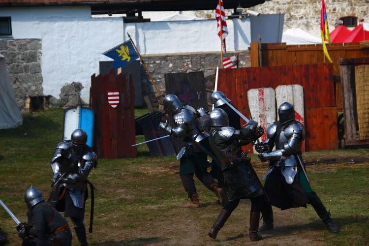 Military Knight