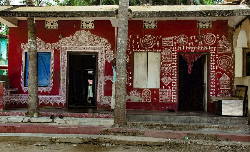 EyeEm Selects EyeEm Gallery EyeEmNewHere In India Odisha Art Architecture Bhubneshwar Building Exterior Built Structure Entrance Odishagram Outdoors