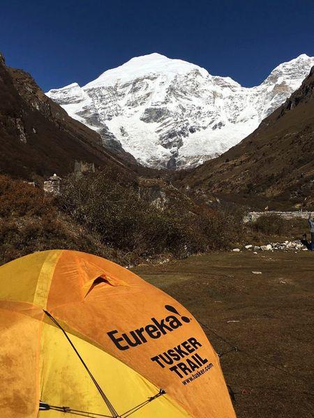Mt. Jomolhari in Bhutan DeLeonStrong Optoutside