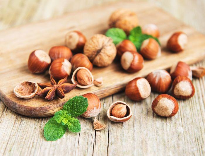 Nuts Hazelnut
