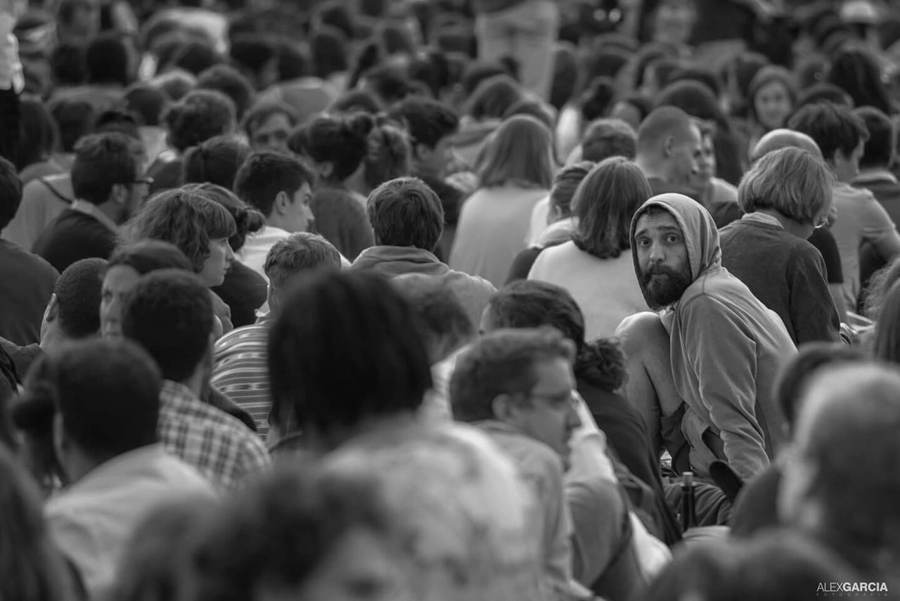 large group of people, crowd, selective focus, men, real people, audience, women, day, outdoors, fan - enthusiast, popular music concert, people, adult, adults only