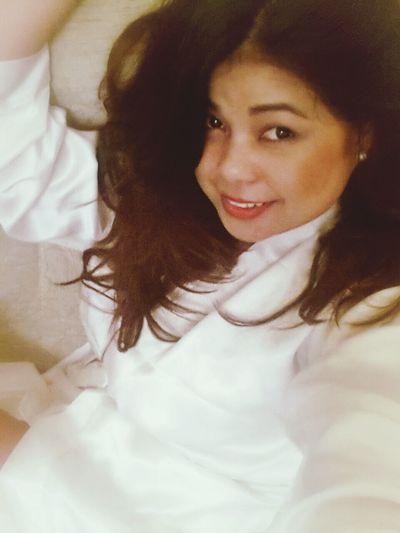 ^^ Selfie ✌ Relaxing @ Home Nightgown Love <3