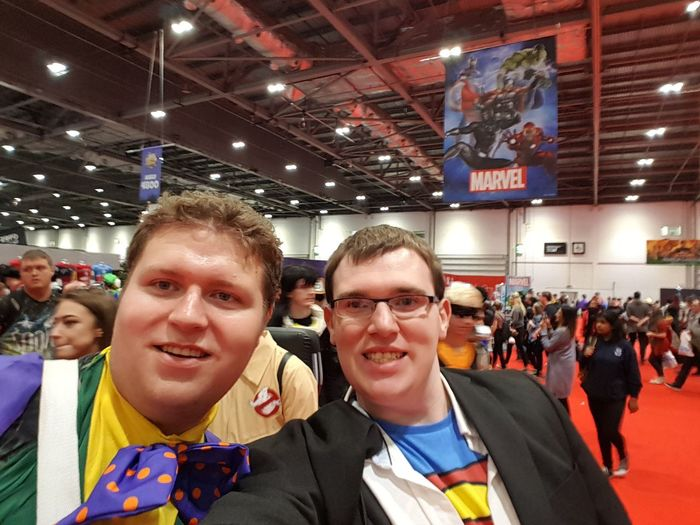 London Comic Con 2017 2017 2017 Year 2017 Photo England, UK LONDON❤ London London 2017 London Comic Con London Comic Con 2017 United Kingdom Adult Adults Only Comic Con Day Indoors  Large Group Of People London_only Londonlife Men People Portrait Smiling Uk England Young Adult Young Men