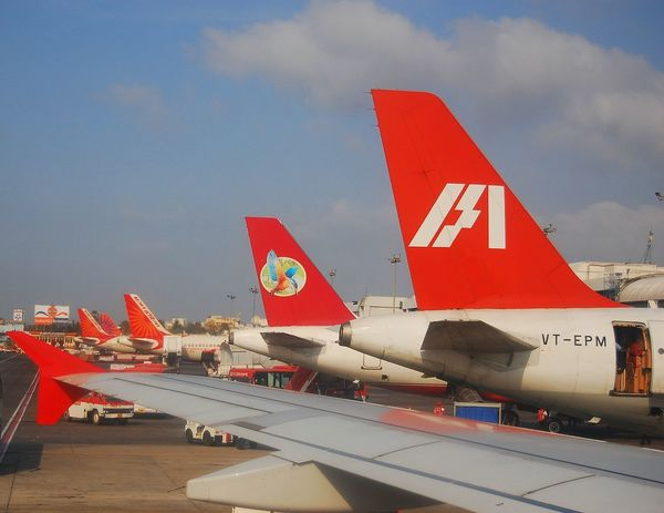 Air India Air Plane Air Port Incredible India India Indian Airlines King Fisher Red Red Tails Transportation Travel