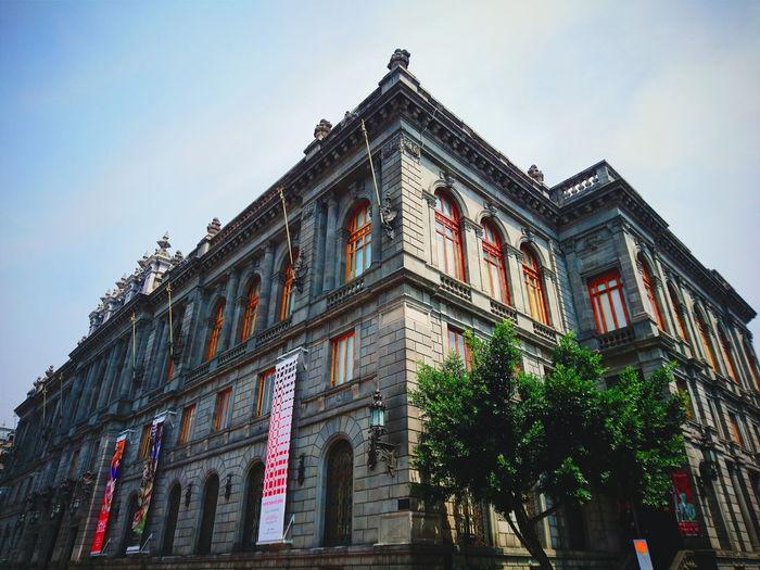 Mexico Building Building Exterior Architecture Colour