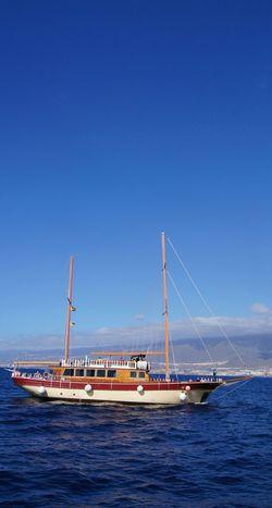 Sailboat Vacation Fun