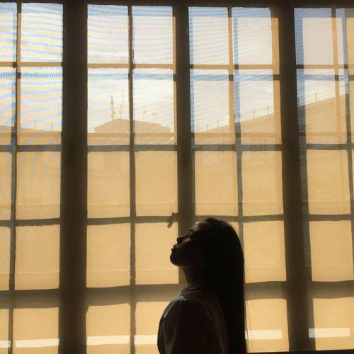 Closed windows, unopened stories.