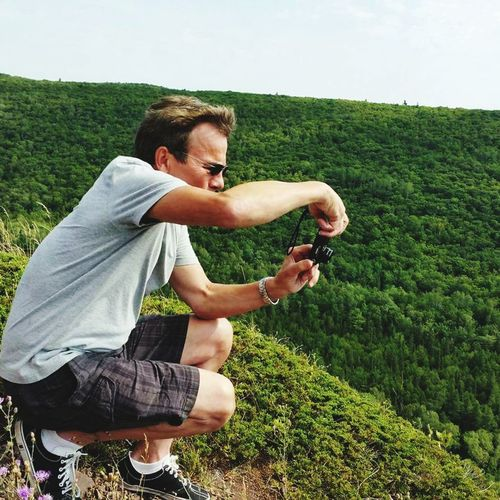 Upper Peninsula Of Michigan Portrait Vacation Views