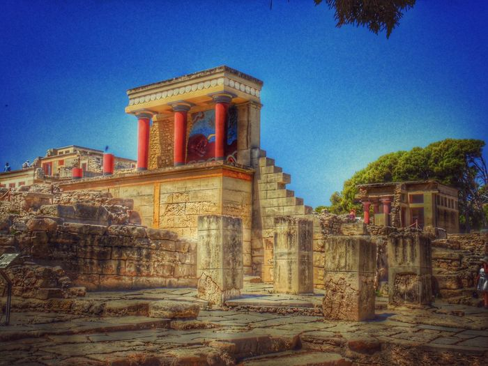 Knossos World_besthdr Hdr_Collection Best _ Hdr_oftheworld Ilovegreece