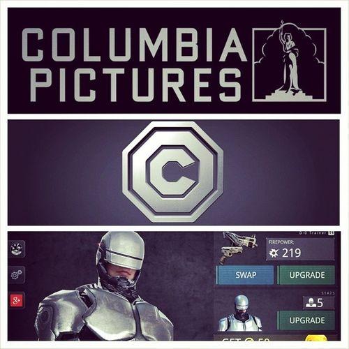 Çok deli Robocop atıyorum ? Çatara çutara silah sesleri ??? Thanks  To  Colombiapictures And mgm robocop