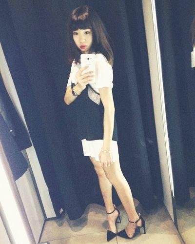 Zara 高跟尖頭鞋