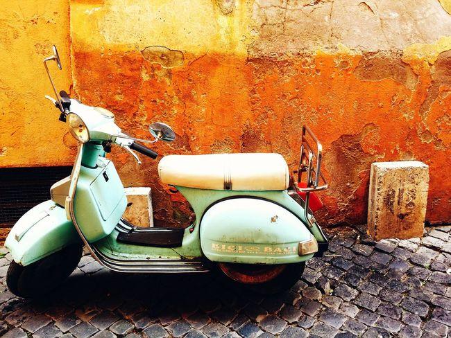 Colour Of Life Vespavintage Italy Summer Urbanphotography
