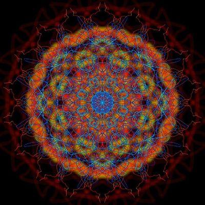 Even More kaleidoscope! Art Artofinstagram Mandala Kaleidoscope colourful super cool bored