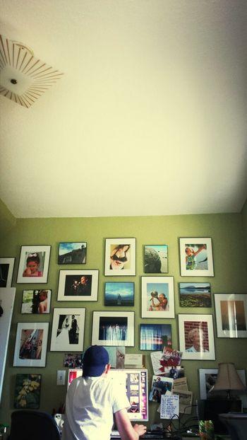 Anti-minimalism Photography Home Office Salida