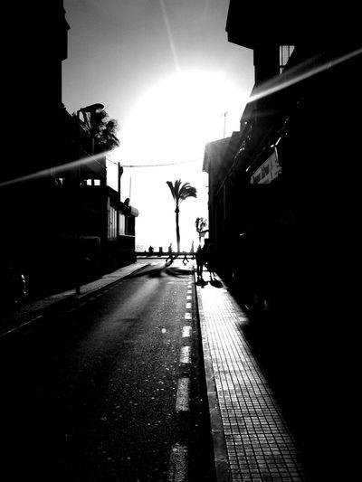 Blackandwhite Taking Photos No Edits La Strada