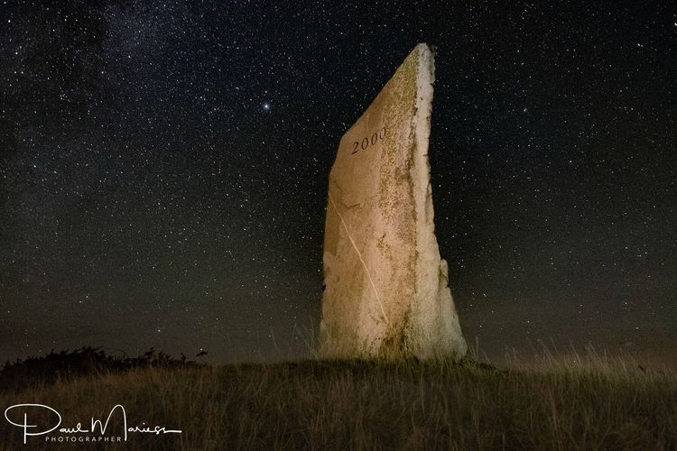 Night Star - Space Beauty In Nature Astronomy Science Sky Outdoors Galaxy EyeEm Best Shots - Landscape EyeEm Best Shots Guernsey Eye4photography  Landscape_Collection Eyemphotography Stars Nightphotography
