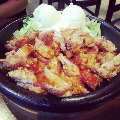 Chicken Delicious Food 요거닭