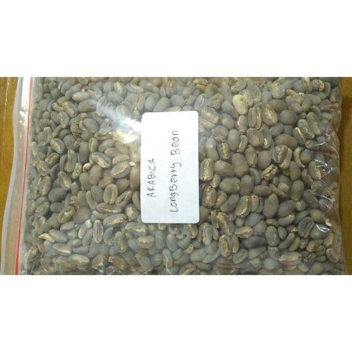 ARABICA LONGBERRY BEAN Special coffee from gayo high land CoffeeWorld Coffaholic Specialcoffe Gayohighland