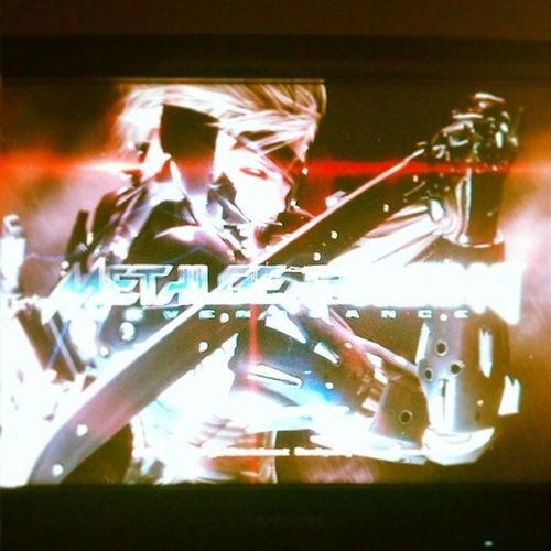 Metalgearsolid Raiden Kojima Konami Starttogetseriousnow Byebye