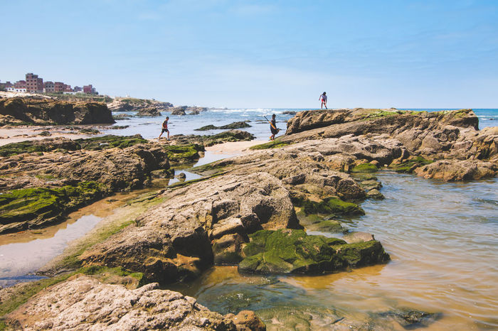 Asilah Beach Beach Life Beachphotography Beautiful City Cityscapes Hanging Out Landscape Morocco Nature Outdoors Places Rocks Sand Sea Sky Sunny Sunny Day Travel Travel Destinations Travel Photography Traveling Travelphotography Water Live For The Story Been There.