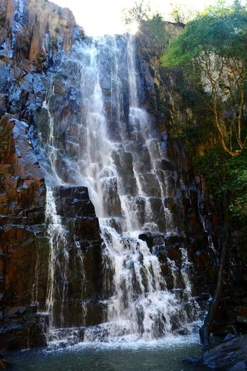 Natural Traveling Adventure Sony Xperia Photography. Howick Howick, South Africa Amateur Photography Nature Photography Rock Eyem Best Shots Nature_collection Rockface Waterfall Waterfall Walk Hiking Hikingadventures Nature At Its Best Gods Beautiful Creation Serenity Serendipity