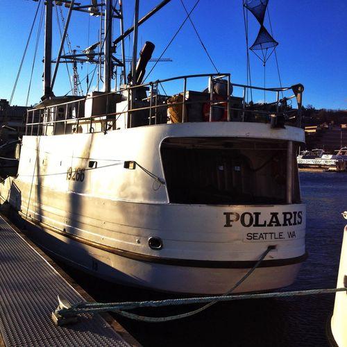 1913 longline halibut schooner