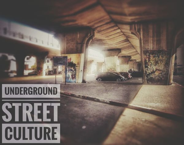 Underground Street Culture. ❤ Text Indoors  No People Built Structure Day Architecture Illuminated Amazing Tunisia Follow 20likes Follow4follow HTC_photography Love Taking Photos Photography Hello World Followme Girl