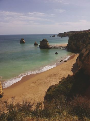 Sunny Beautiful Beach Photography Portugal_de_sonho