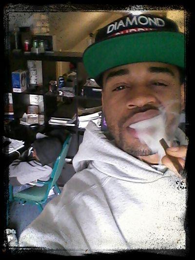 If U Ckant Tell By Now Imma Smoker