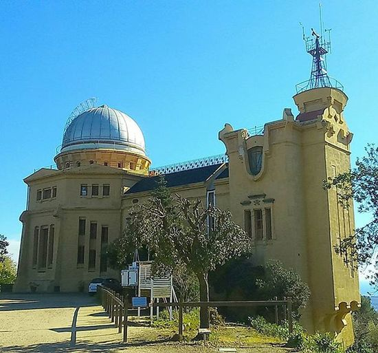 TheFabra Observatory Is An Astronomical Observatory In Barcelona His Scientific Activity Is Focused atPresent On The Study Of Asteroids Y Cometas IT Is The Fourth oldestobservatory in the world still active