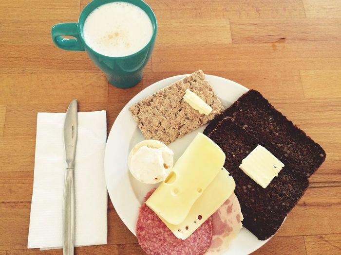 Breakfast Youth Hostel Yummy! First Eyeem Photo