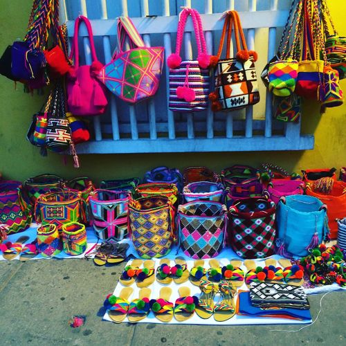 Colombia Bags