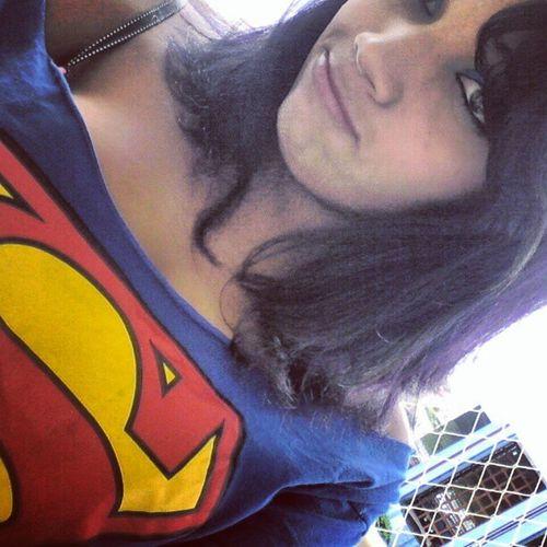 Eu Cabeloroxo Camisetado Superman Gostei