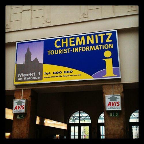 Chemnitzer Touristen aufgepasst! Die Vorwahl für die Telefonnummer muss sitzen, die sagt euch hier keiner.