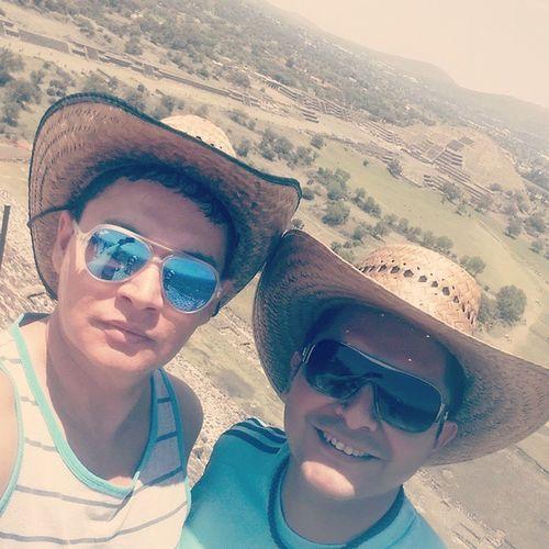 Ernuel Uri Teotihuacan 2015  Amigos Chiapas Tams Coleccionandomomentos